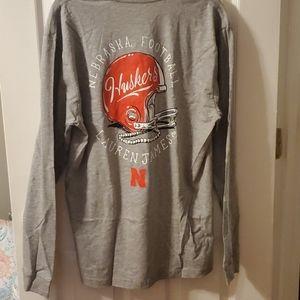 NWT L/S NEB shirt.. Size Medium